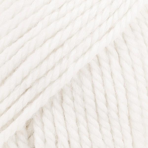 Drops Nepal 1101 Weiß