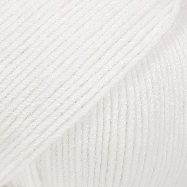 Drops Baby Merino 01 Weiß