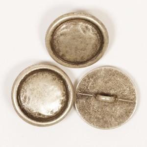 Silberkbopf Rund 20 mm 529