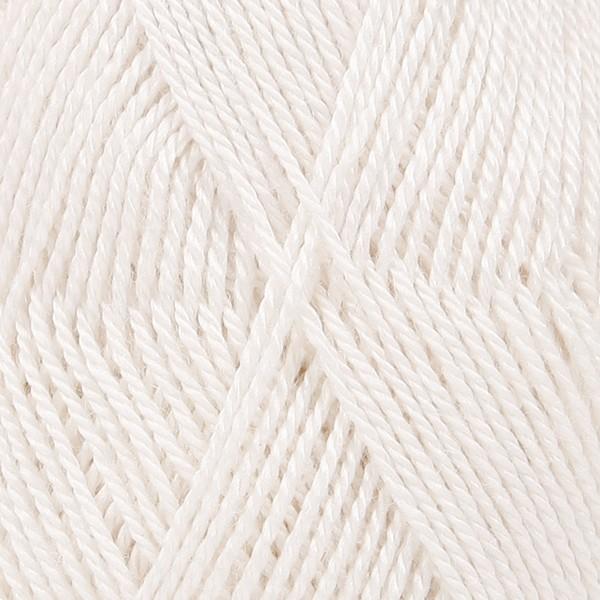 Drops BabyAlpaca Silk 1101 Weiß