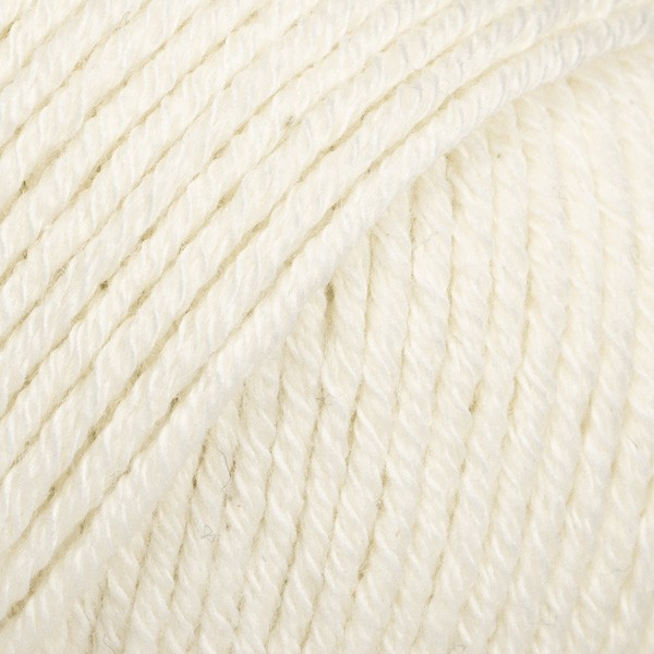 Drops Cotton Merino 01 Natur