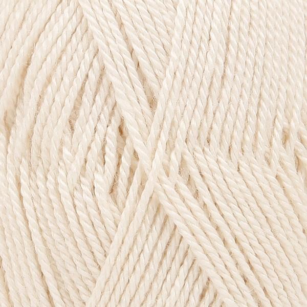 Drops BabyAlpaca Silk 0100 Natur